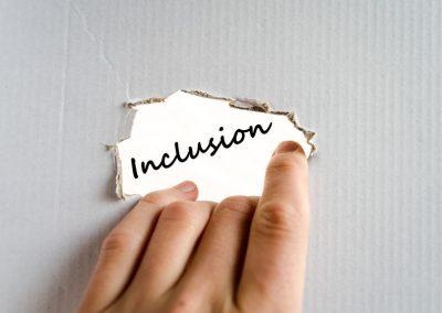The inclusion illusion trap