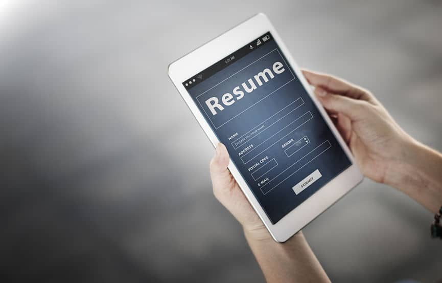 What Does A Modern Resume Look Like