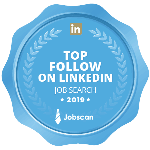 Top LinkedIn Gold Award