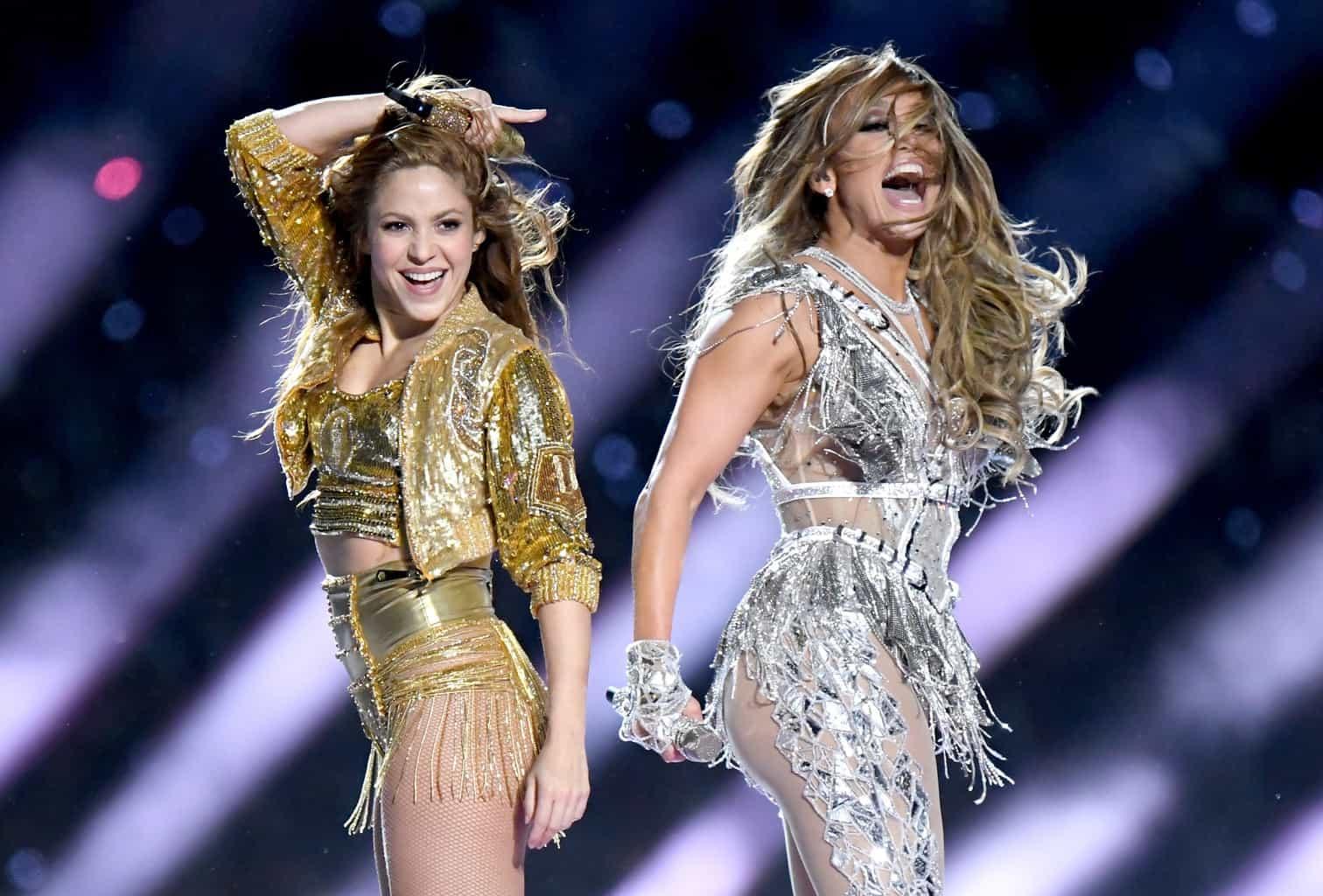 JLo and Shakira