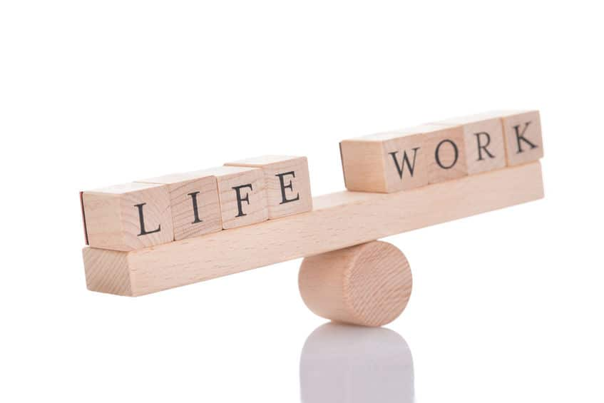 How to work from home and achieve a work/life balance
