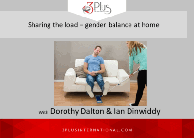Share the load – Online Discussion and Coaching Session with Ian Dinwiddy
