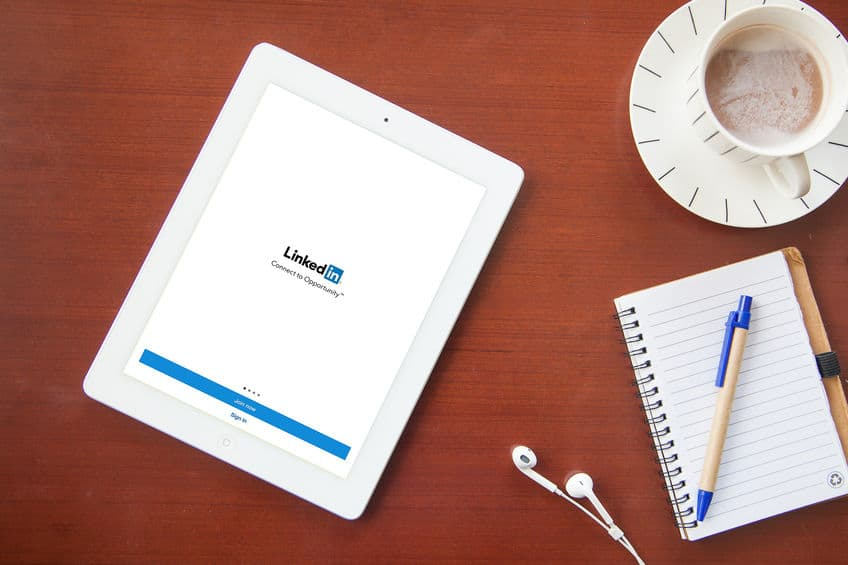 Unemployed? Use a LinkedIn Place holder