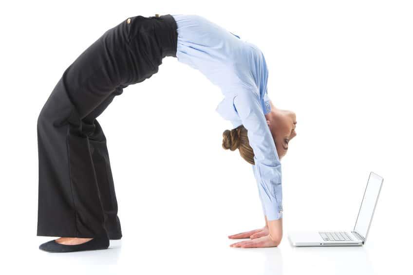 demonstrate true flexibility