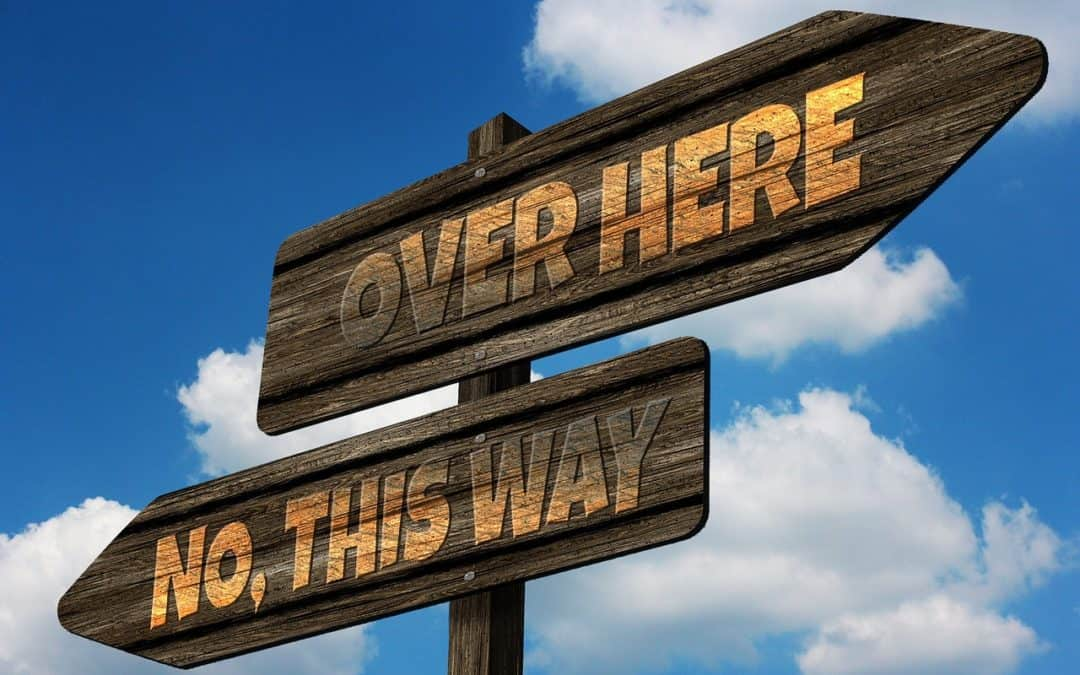 Avoid making major decisions in lock down