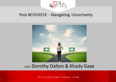 Navigate career uncertainty post Covid19