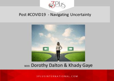 Navigate career uncertainty post Covid19