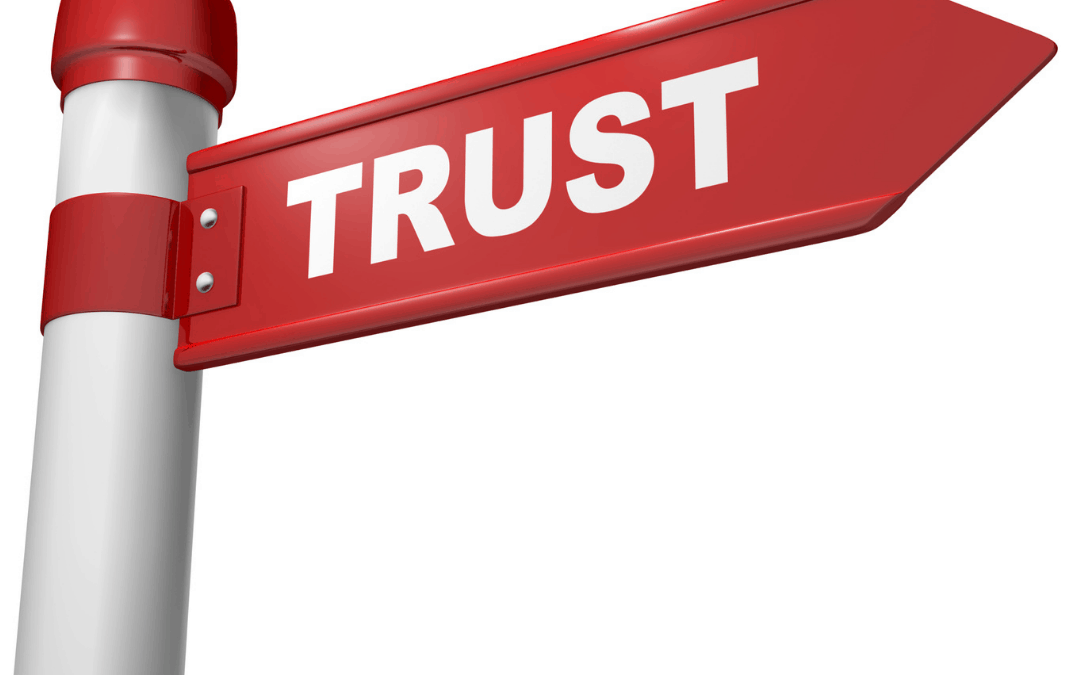 Why trust is critical to an inclusive workplace