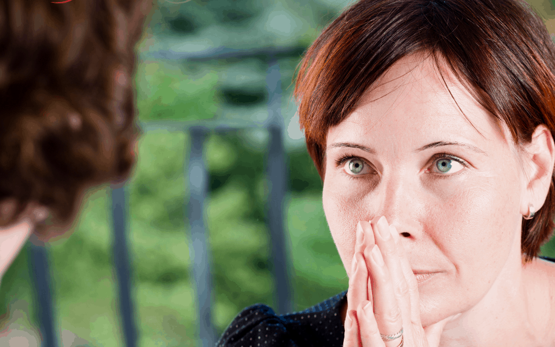 Anxiety in menopause. Natural ways to feel better
