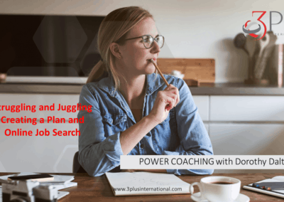 Strugglers and Jugglers – Create a Plan and Online Job Search Session #2