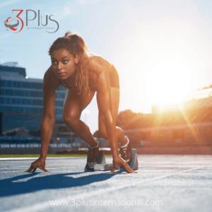 Female athletes want control