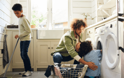 The mental load – mums know what it is, it's time dads did too